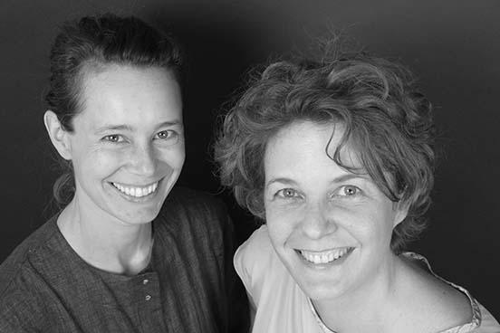 Sandra Häuplik-Meusburger & Verena Holzgethan