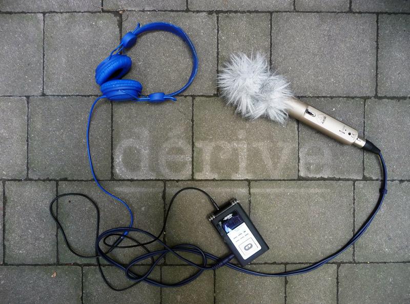 Redaktion dérive - Radio für Stadtforschung